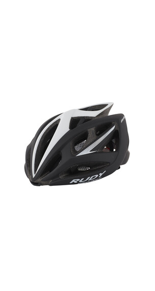 Rudy Project Airstorm Helmet Black-White (Matte)